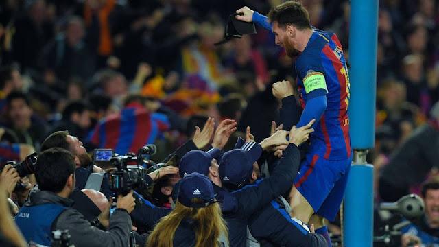 Barcelona 6-1 PSG