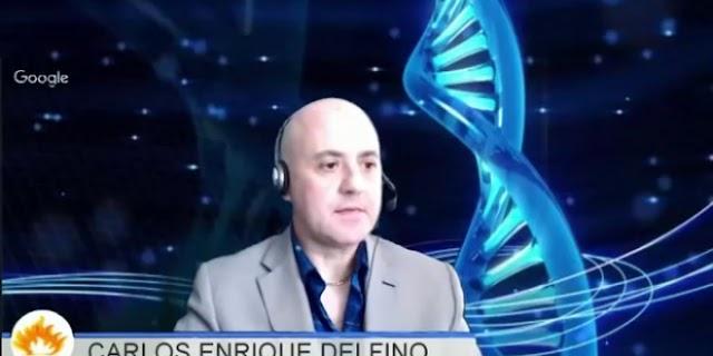 LA GRAN INTERVENCIÓN DEL ADN HUMANO - Congreso CIO Colombia 2016, por el Catedrático Carlos Delfino