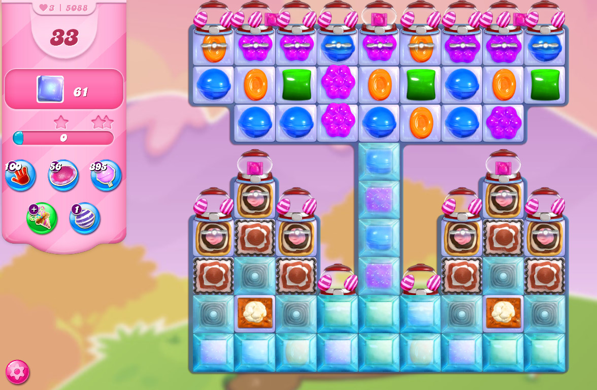 Candy Crush Saga level 5088