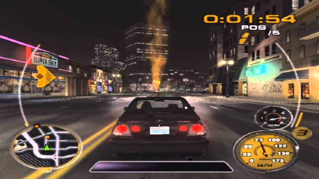 SDAS - Midnight Club 3 - DUB Edition Remix NTSC PS2