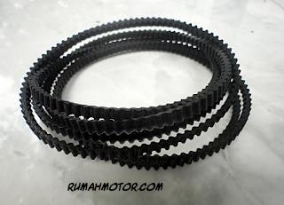 Cara Mudah Mengganti V Belt Pada Motor Matic