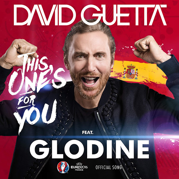 David Guetta - This One's for You (feat. Glodine) - Single Cover