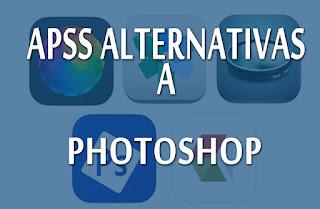 Conoce algunas aplicaciones alternativas si no tienes photoshop