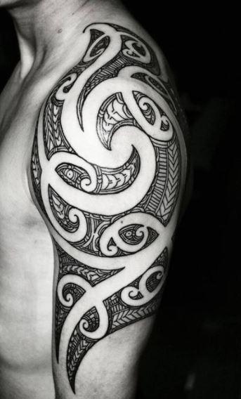 geometric Tattoos For Men