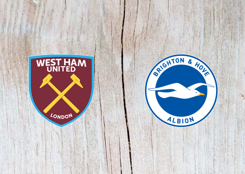 West Ham vs Brighton - Highlights 2 January 2019