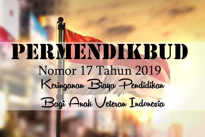Permendikbud Nomor 17 Tahun 2019
