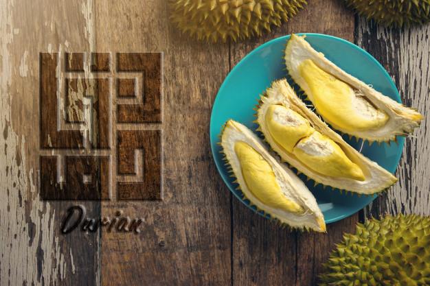 kufi durian