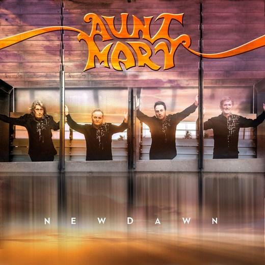 AUNT MARY - New Dawn (2016) full
