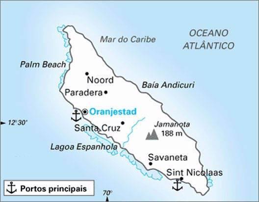 Aruba - Território Holandês