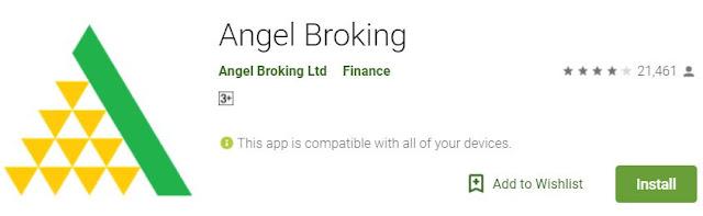 YA - Angel Broking App