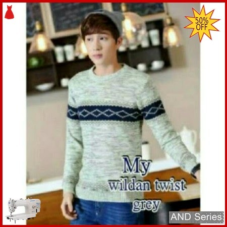 AND420 Sweater Pria Wildan Twist Murah BMGShop