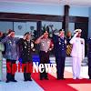 Kapolda Sulsel, Antar Wapres JK ke Bandara Internasional Hasanuddin