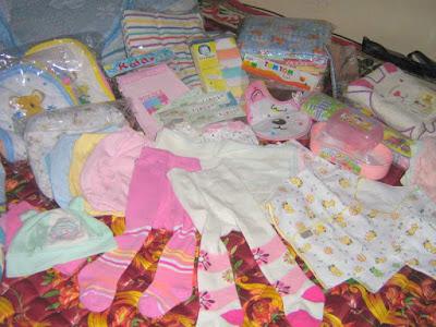 daftar perlengkapan untuk bayi baru lahir