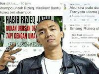 Netizen: Uus Minta Maaf? Kenapa Gak ke Habib Rizieq? Supaya main di OVJ lagi?