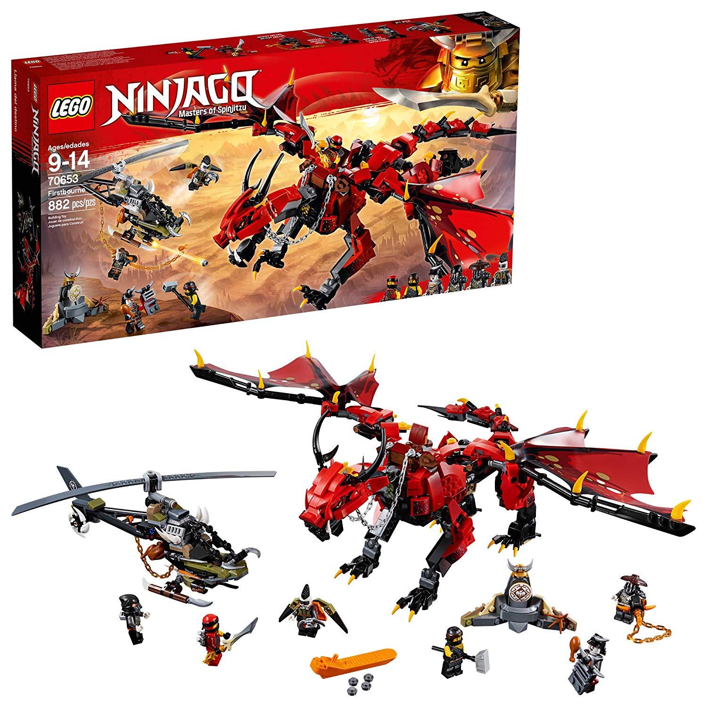 Amazonwas Of Ninjago Masters SpinjitzuFirstbourne56 At Lego OXZTPkiu