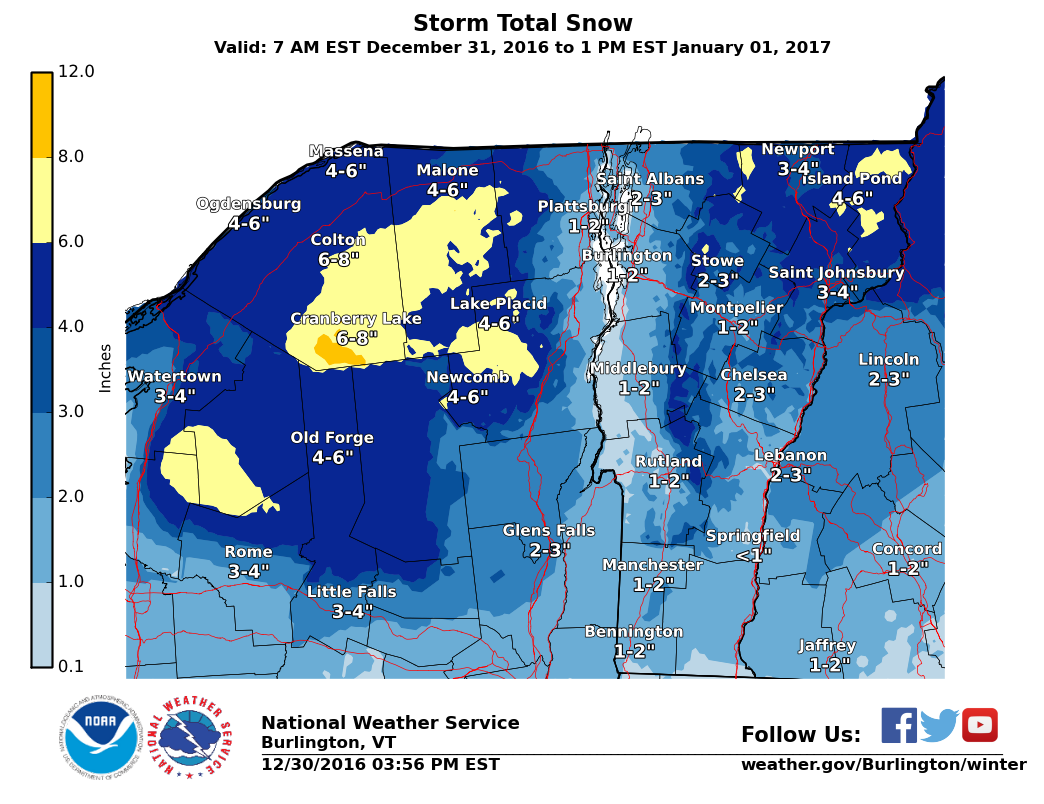 Matt\'s Weather Rapport: 2016