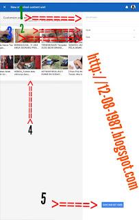 Cara Membuat Iklan Matched Content Adsense
