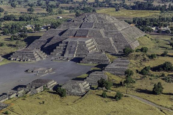 Ce que nous révèle l'aménagement urbain de Teotihuacan