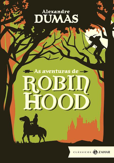 As aventuras de Robin Hood - Alexandre Dumas