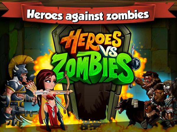 Heroes Vs Zombies v15.0.0 Mod APK-screenshot-2