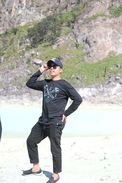 Jadi Baru Kebumen 2018 Tour To Bandung, Best Momen- suasana di kawah putih 9