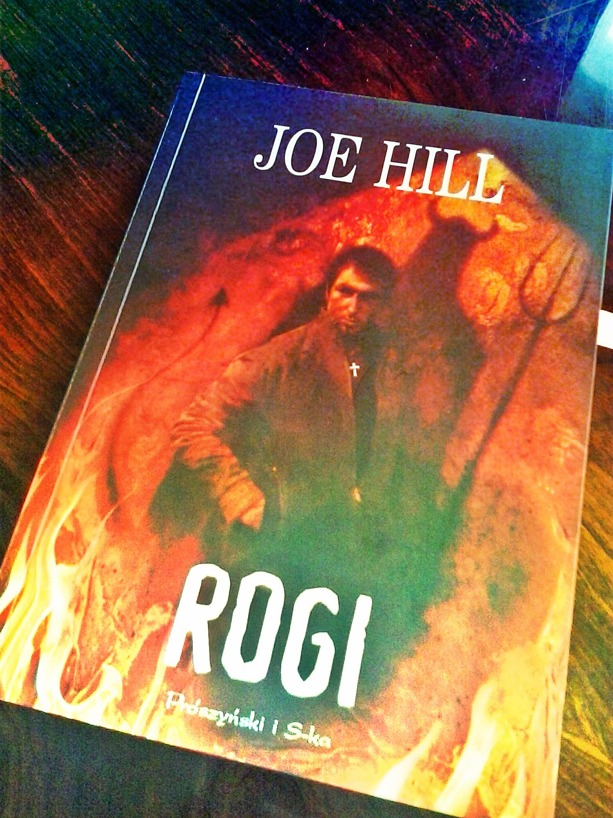 "Joe Hill ""Rogi"""