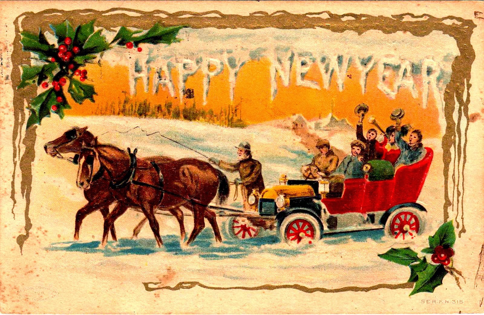 Happy New Year Horse Images 51