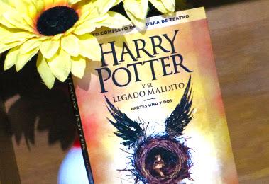 RESEÑA DE LIBRO | HARRY POTTER Y EL LEGADO MALDITO.