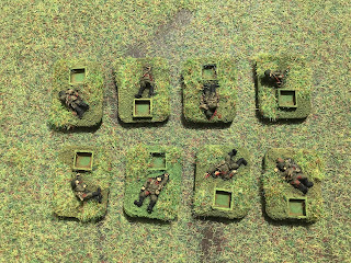 Chain of Command shock markers