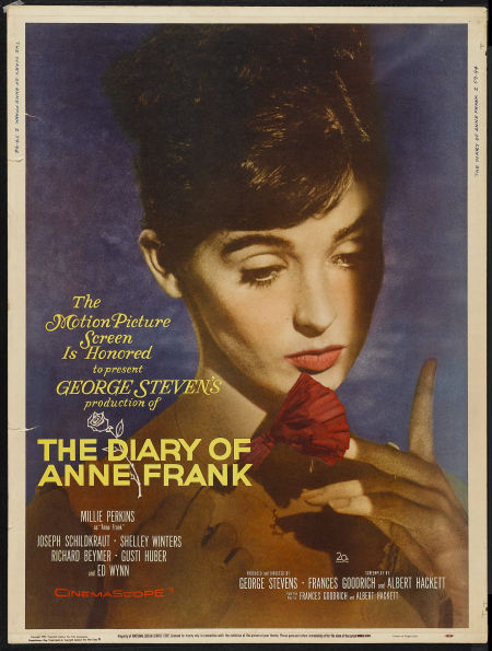 the DIARY]»the Diary Of Anne Frank Movie In Color ⇋ [Bellezonismo