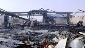 Keterlibatan Pentagon Bantu Saudi Serang Hudaydah