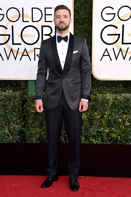 justin timberlake, tom ford, golden globes, moda masculina, look alfombra roja, menswear