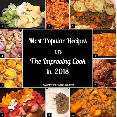 collage of recipe photos