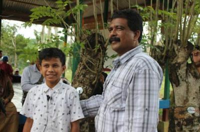 Listrik Kedondong Temuan Nauval Terangi 60 Rumah Pedalaman Aceh Timur