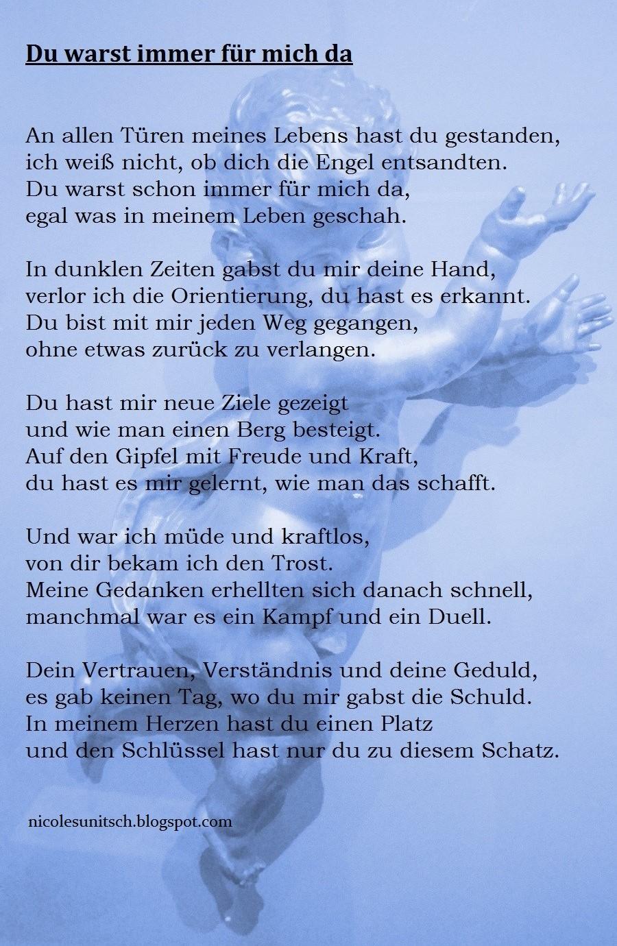 Geburtstag Gedicht Von Herzen Geburtstag