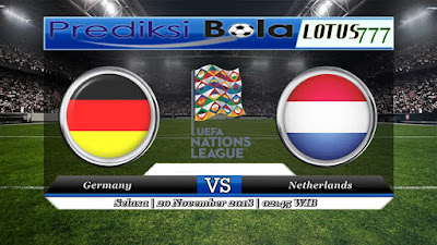 Prediksi pertandaingan Germany vs Netherlands 20 November 2018