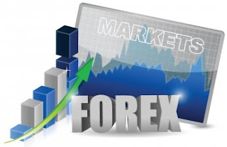 Who is participating in forex market trades?