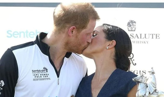 Meghan Markle Is Pregnant.