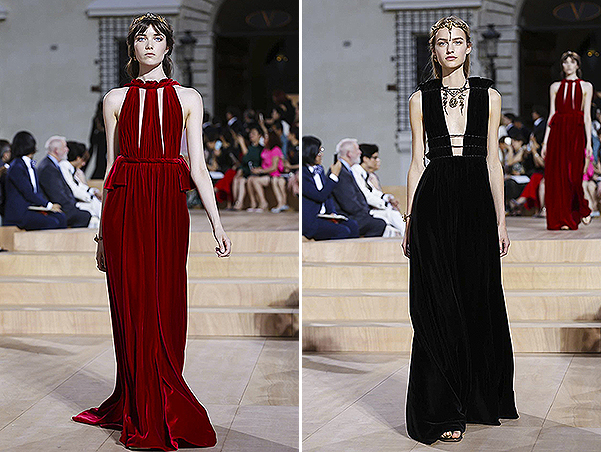 2015/07/10 Fashion Week in Paris: valentino 25