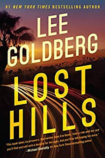 Book Review: Lost Hills, by Lee Goldberg {Eve Ronin Book #1}