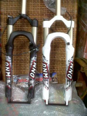 Fork DNM Burner RM32