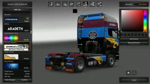 Scania Streamline MarcVDS Skin