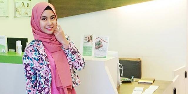 Karena Kejadian Ini, Anisa Rahma Eks Cherrybelle Mantap Berhijab Dan Ingin Istiqomah