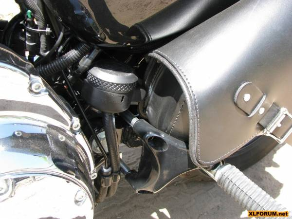 The Sportster Chronicles My Bike Can Lick S Your Bike