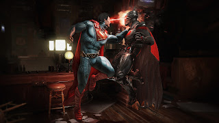 INJUSTICE 2 pc game wallpapers|screenshots|images
