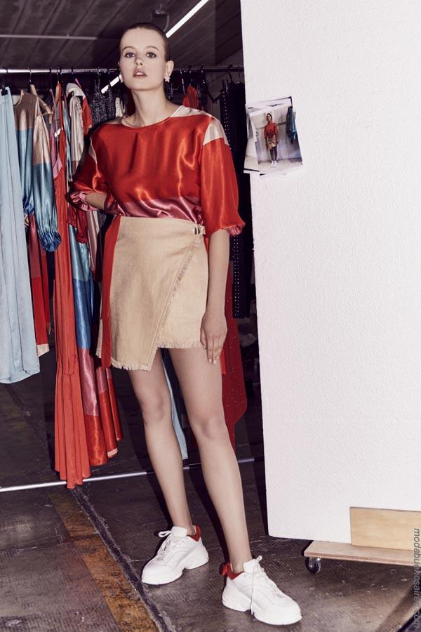Blusas primavera verano 2019 ropa de mujer.