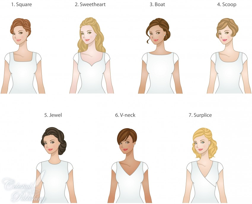 b8801886 So make sure you pick necklines that you consider the most flattering for your  body (I find V-necks flattering on almost anyone).
