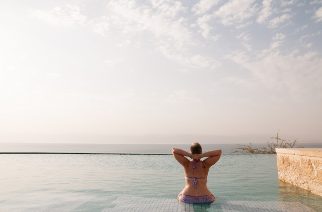 La Marea Moarta, Iordania