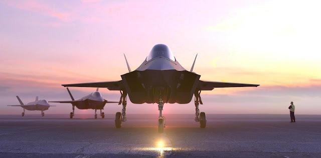ΗΠΑ: Εξετάζεται το ενδεχόμενο πώλησης F35 και στην Ελλάδα