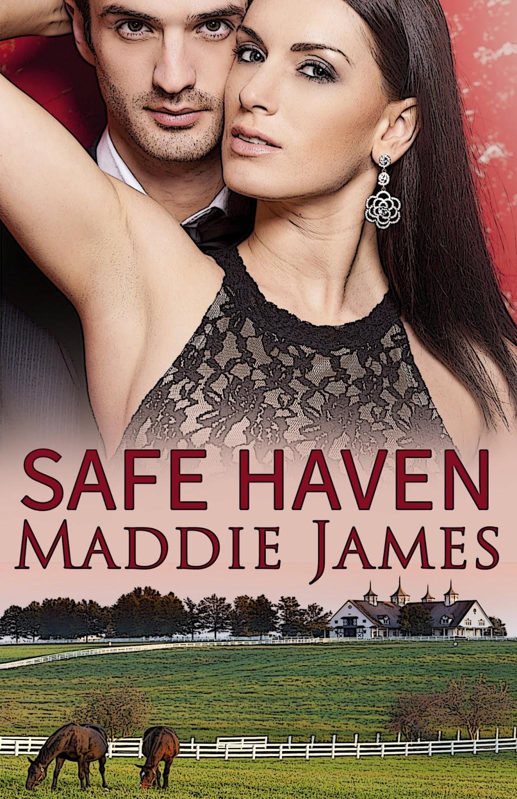 Maddie James Books - Official Site: ROMANTIC SUSPENSE/THRILLERS